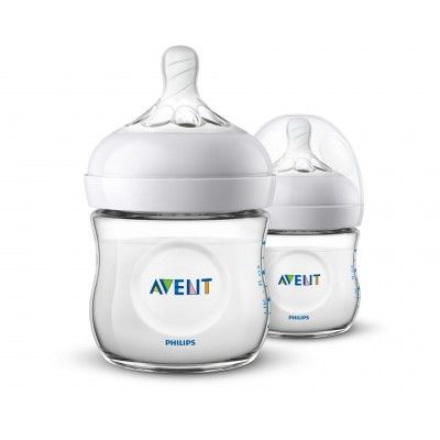 Philips Avent Natural Bottle 2.0 Duo 2 x 125 ml