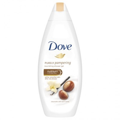 Dove Purely Pampering Shea Butter & Vanilla Douchegel 750 ml
