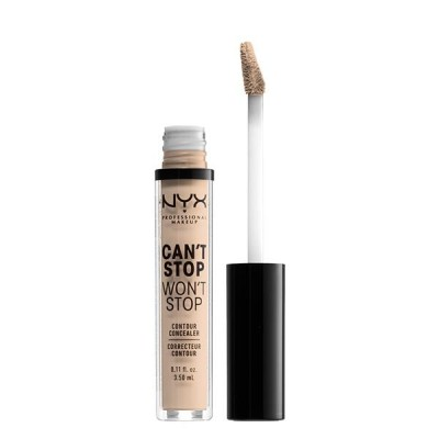 NYX Can't Stop Won't Stop Contour Concealer Alabaster 3,5 ml