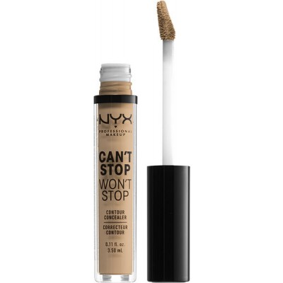 NYX Can't Stop Won't Stop Contour Concealer Medium Olive 3,5 ml