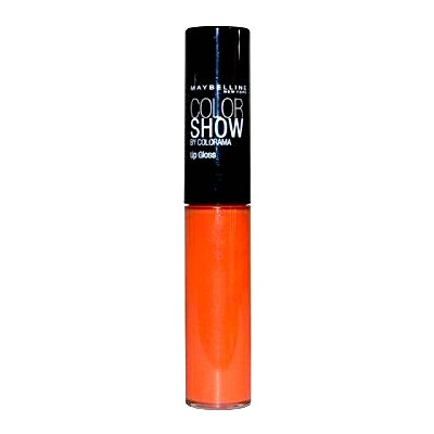 Image of   Maybelline Color Show Lip Gloss 385 Tropic Tangerine 5 ml