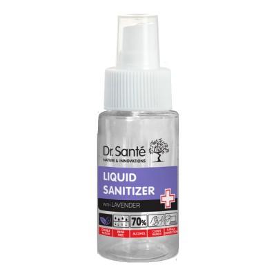 Dr. Santé Antibacterial Liquid Sanitizer Lavender 50 ml