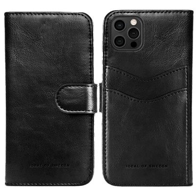 iDeal Of Sweden Magnet Wallet+ iPhone 12 Pro Max Black iPhone 12 Pro Max