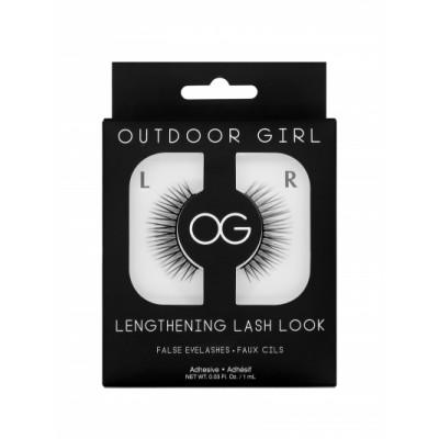 Outdoor Girl Lengthening Lash Look 1 par