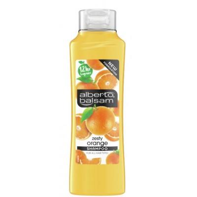 Alberto Balsam Zesty Orange Shampoo 350 ml