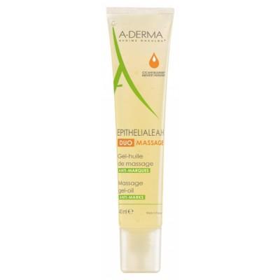 A-Derma Ephilateliale AH Duo Massage Gel 40 ml