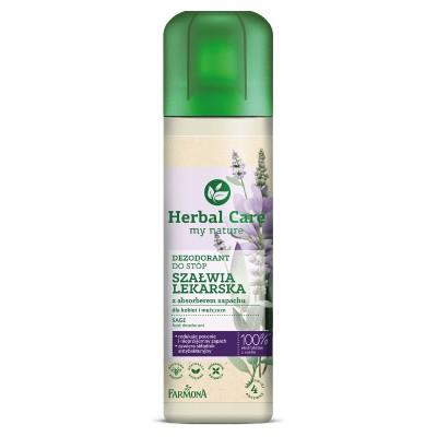 Herbal Care Sage Foot Deodorant 150 ml