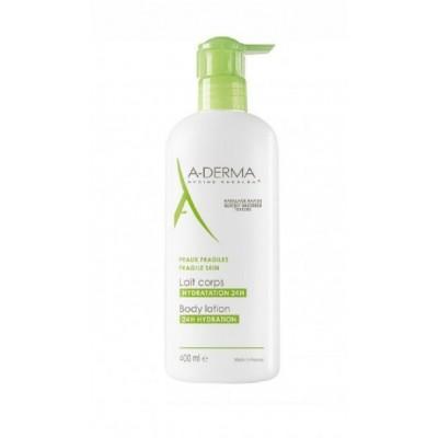 A-Derma 24H Hydration Body Lotion 400 ml
