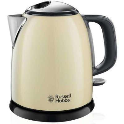 Russell Hobbs 24994-70 Colours+ Kettle Cream 1 L 1 stk