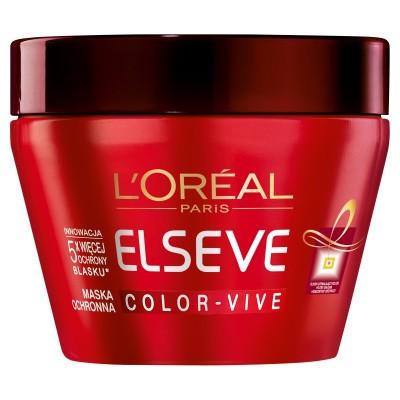L'Oreal Elseve Color-Vive Hair Mask 300 ml