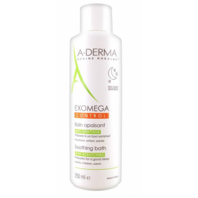 A-Derma Exomega Control Soothing Bath 250 ml