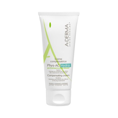 A-Derma Phys-AC Hydra Compensating Cream 40 ml