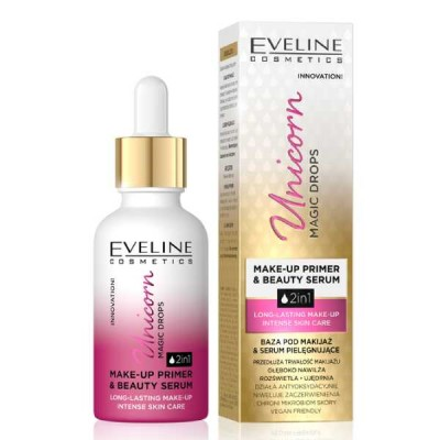 Eveline Unicorn Magic Drops Primer 30 ml