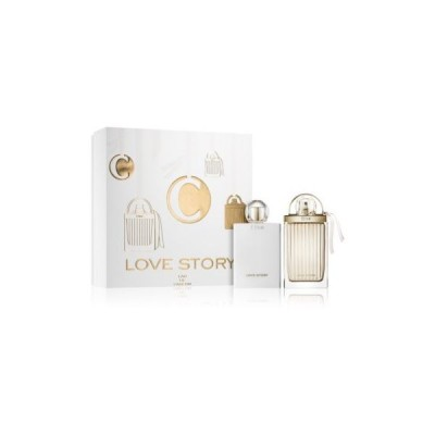 Chloé Love Story EDP & Body Lotion 75 ml + 100 ml