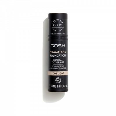 GOSH Chameleon Foundation 002 Light 30 ml
