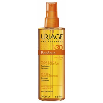Uriage Sun Oil SPF30 Dry Oil 200 ml