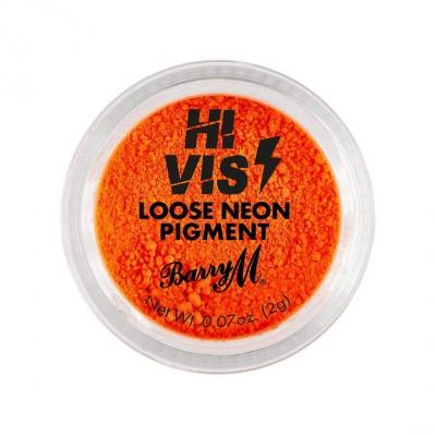 Barry M. Hi Vis Neon Loose Pigment Orange 2 g