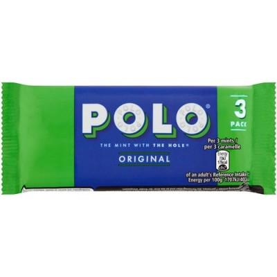 Polo Original 3 Pack 102 g