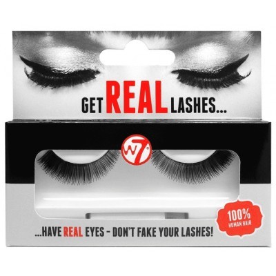 W7 Get Real Lashes with Glue HL03 1 stk