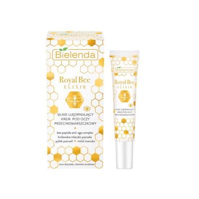 Bielenda Royal Bee Elixir Strongly Firming Anti-Wrinkle Eye Cream 15 ml