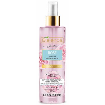 Bielenda Rose Care Face Mist With Rose Water 200 ml