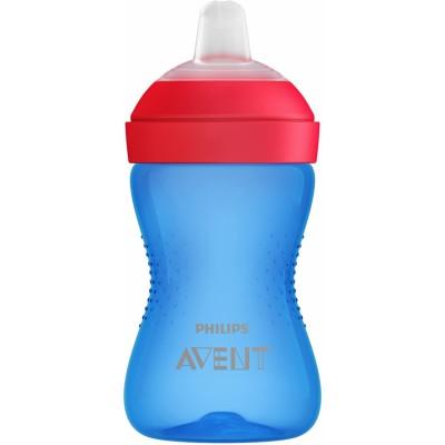 Philips Avent Soft Spout Cup Blue 1 st