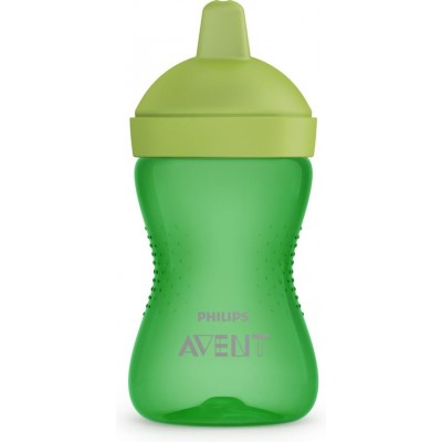 Philips Avent Hard Spout Cup Green 1 kpl