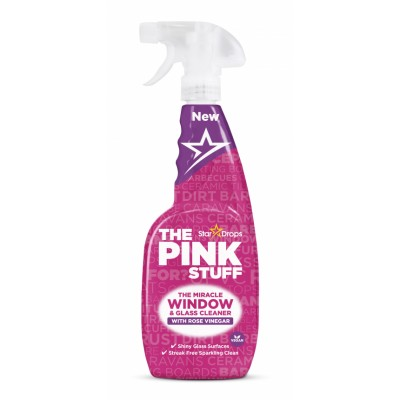 Stardrops The Pink Stuff The Pink Stuff Glass Cleaner 750 ml
