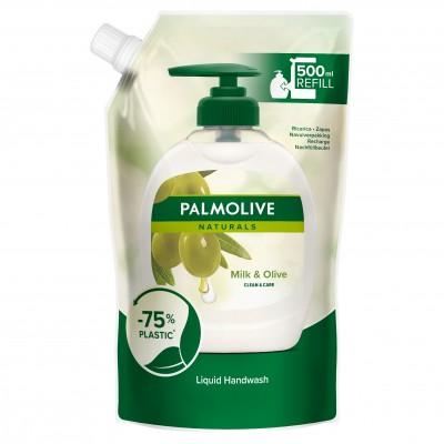 Palmolive Naturals Milk & Olive Refill 500 ml