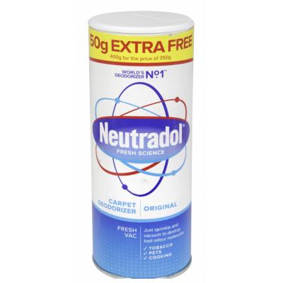Neutradol Carpet Deodorizer Original 400 g