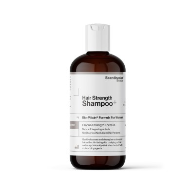 Scandinavian Biolabs Hair Strength Shampoo For Women 250 ml
