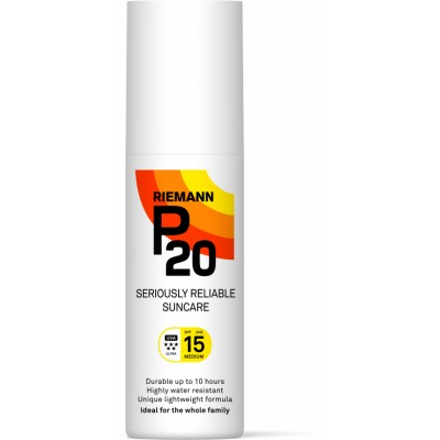 P20 Seriously Reliable Suncare SPF15 Protection 100 ml