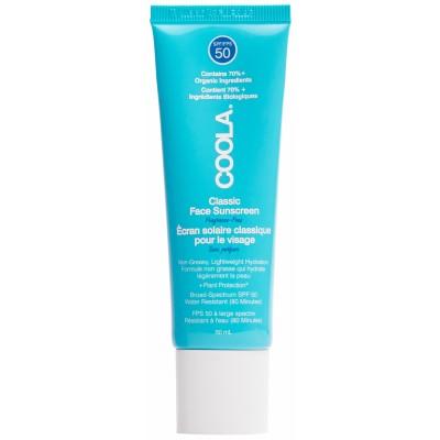 Coola Classic Face Sunscreen Fragrance Free SPF50 50 ml