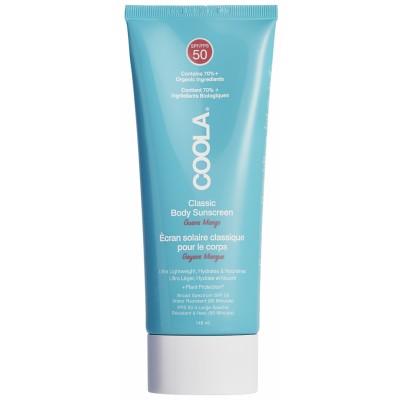 Coola Classic Body Sunscreen Guava Mango SPF50 148 ml