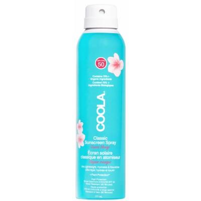 Coola Classic Sunscreen Spray Guava Mango SPF50 177 ml