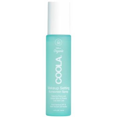 Coola Classic Makeup Setting Sunscreen Spray SPF30 44 ml