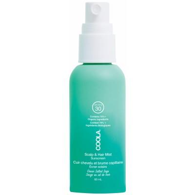 Coola Classic Organic Scalp & Hair Mist SPF30 60 ml