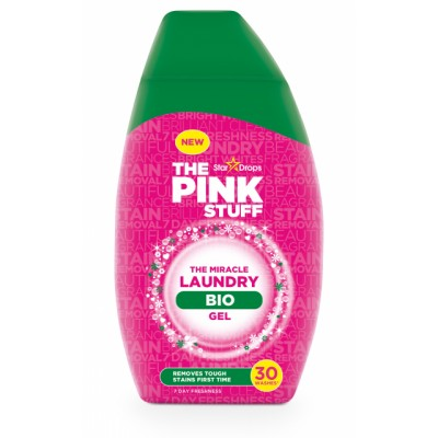 Stardrops The Pink Stuff Bio Laundry Gel 900 ml