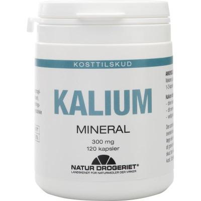 Natur Drogeriet Kalium Kapsler 120 stk