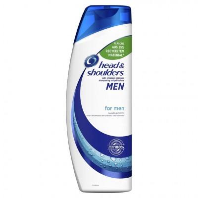 Head & Shoulders For Men Shampoo 500 ml
