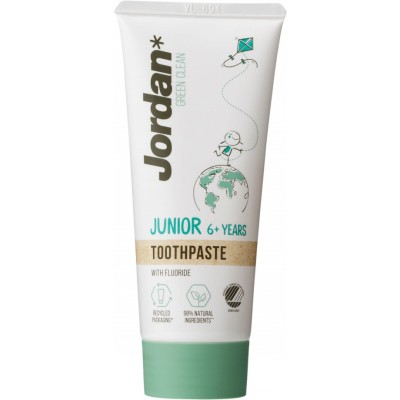 Jordan Green Clean Junior Toothpaste 50 ml