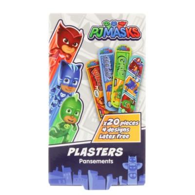 PJ Masks Kids Plasters 20 stk