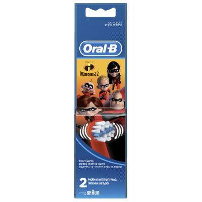Oral-B Opzetborstels Incredibles 2 st