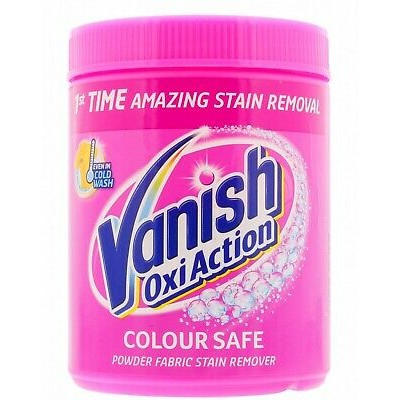 Vanish Oxi Action Powder Pink Colour Safe 850 g