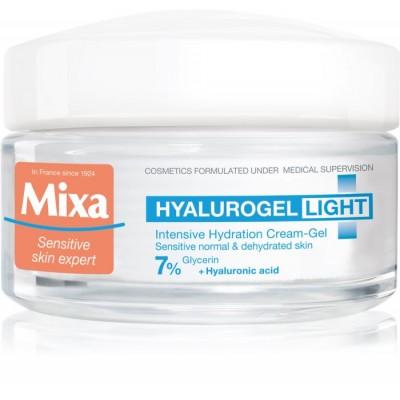 Mixa Hyalurogel Light Intensive Hydration Cream Gel 50 ml