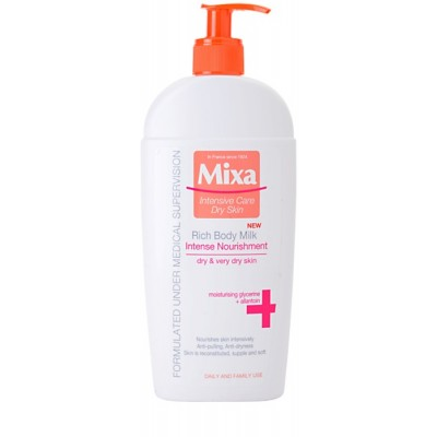 Mixa Rich Body Milk Intense Nourishment 400 ml