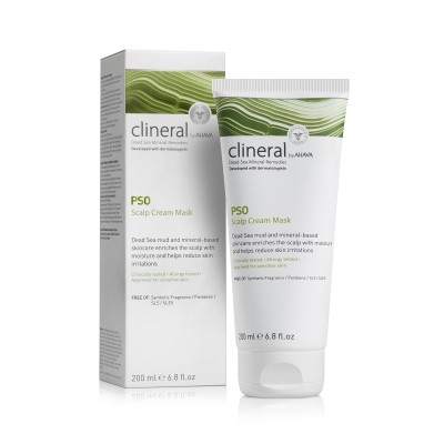AHAVA Clineral PSO Scalp Cream Mask 200 ml