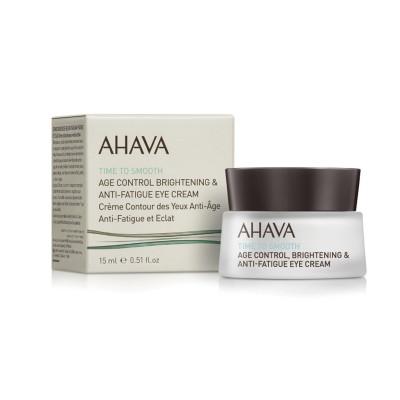 AHAVA Age Control Brightening & Renewal Eye Cream 15 ml