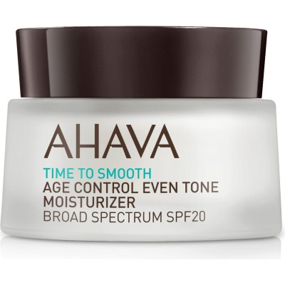 AHAVA Age Control Even Tone Moisturizer SPF20 50 ml