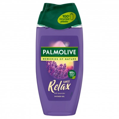 Palmolive Memories Of Nature Sunset Relax Shower Gel 250 ml